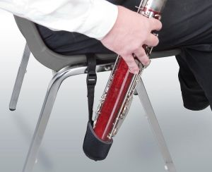 The Bassoon Seat Strap is the ideal way to add comfort when playing long sessions