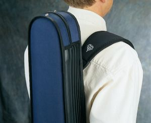 The Case Sling™ is designed for most instrument cases or bags