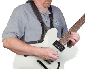 The Guitar Support Harness