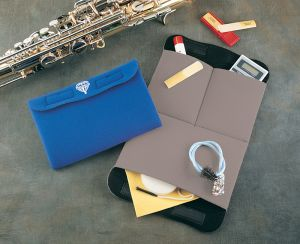 The TriPac™ provides the perfect solution for keeping your accessories well protected and organized.