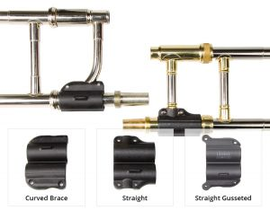 The Trombone Bushing/Shim Kit is available in 3 options; pick the bushing type that works for you.