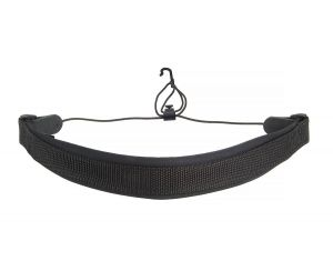 The Plastic-covered metal hook is ideal for instruments with small eyelets like clarinet, English horn, oboe and bassoon